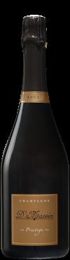 Bouteille Prestige Champagne Dominique Massin