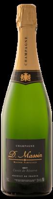 Bouteille Réserve 2005 Champagne Dominique Massin